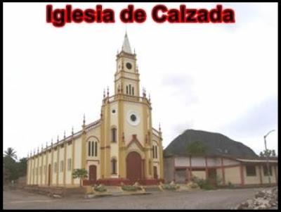 iglesia de calzada