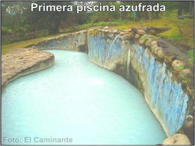 primera piscina azufrada de oromina en moyobamba, peru