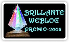 Premio Brillante Web Blog