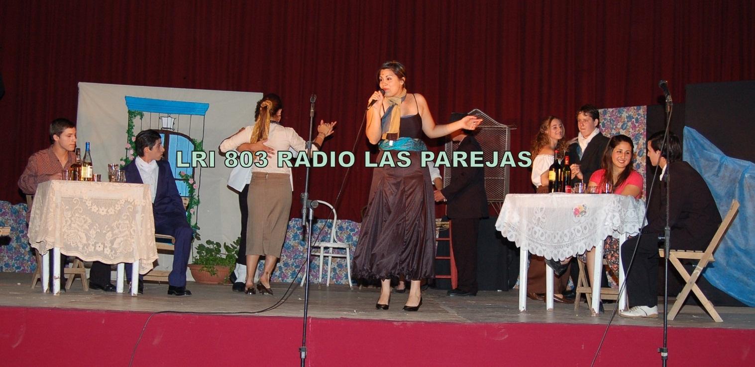 Fue presentada de una manera excelente los d as jueves y viernes la obra de teatro de alberto vacarezza el conventillo de la paloma