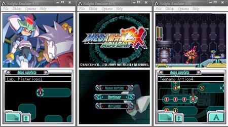 Megaman ZX Adventure