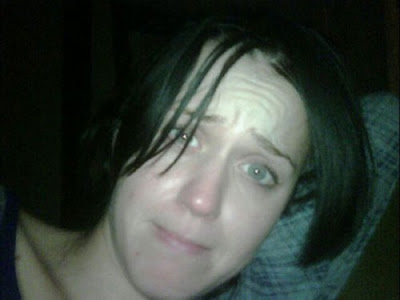 katy perry no makeup twitter pic. katy perry makeup. katy perry