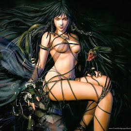koleksi gambar cewek seksi fantasi