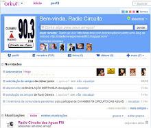 Conheça nossa pagina no orkut