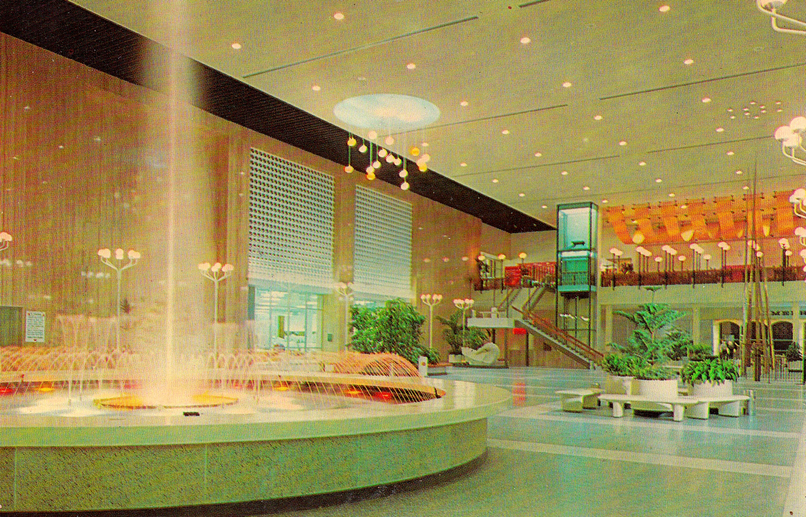 David Cobb Craig: Selections From My Collection of Mall Post Cards ...