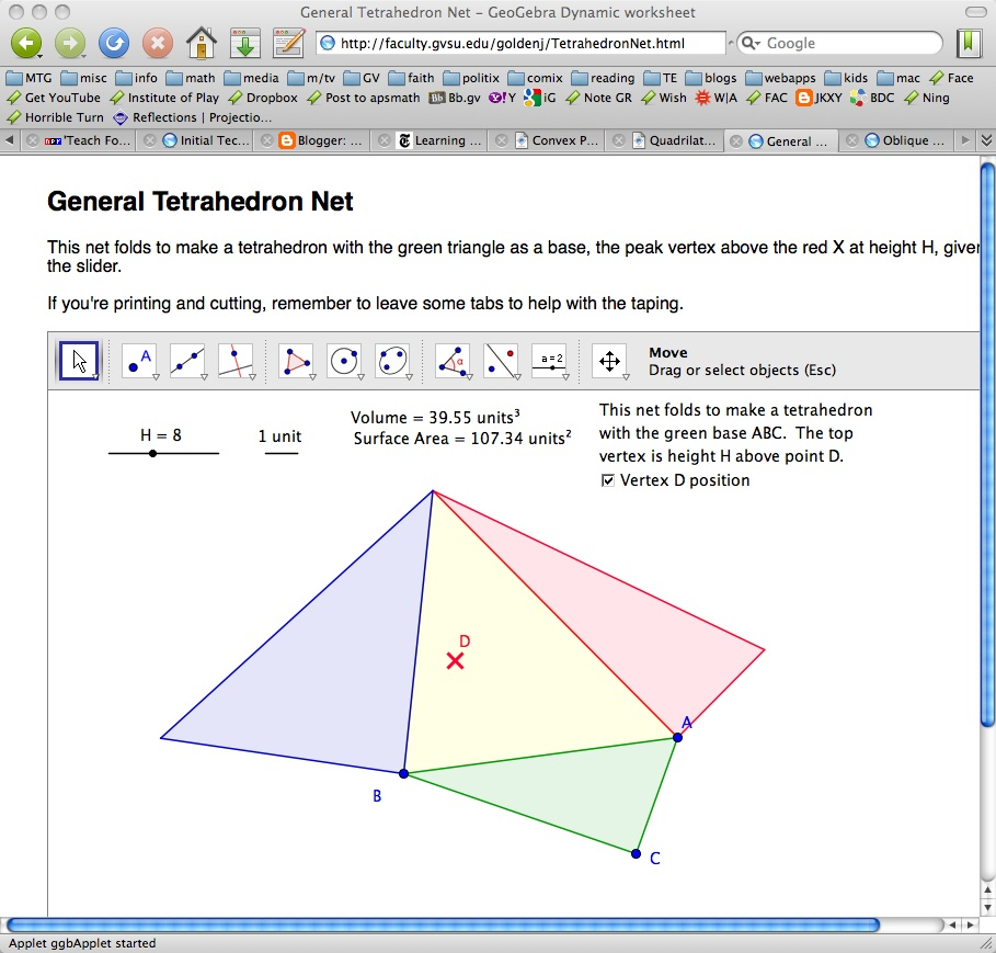 ... worksheets on surface area of cube - ivimedia.com - home nets (3d