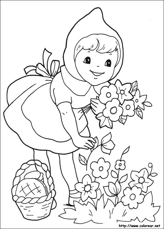 Animated D Line Drawings With Temporal Coherence : El bosque animado cuentos para colorear