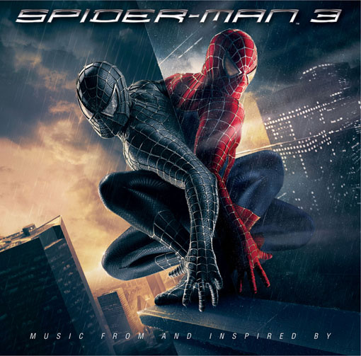 spiderman 3 movie cover. Spiderman 1 was a great film;
