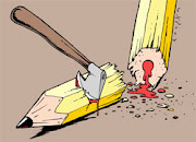 कलम को बचाएं, अभिव्यक्ति के अधिकार को बचाएं, खुद को बचाएं...