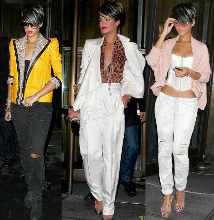 Mish Monster Do Not Judge Before You Know Rihanna Fashion Style Icon