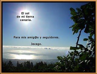 ¡Gracias Isidro!