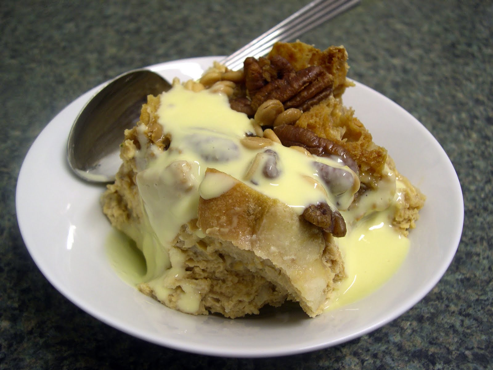 bread pudding i woke up thinking about it this morning call it a gift ...