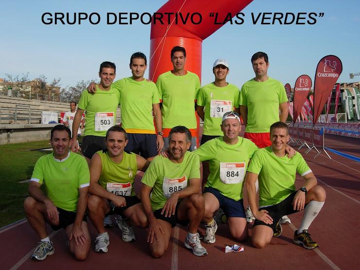 """Grupo deportivo """"Las Verdes"""""""