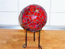 Heksenballen van Muranoglas
