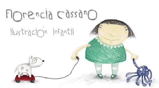 F.Cassano - Ilustración Infantil