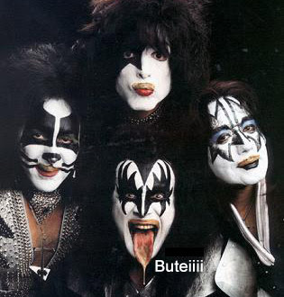 kiss in concerto all'arena di Verona
