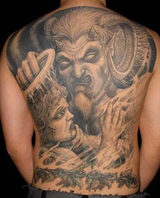 Татуировки tatoo крылья ангелы
