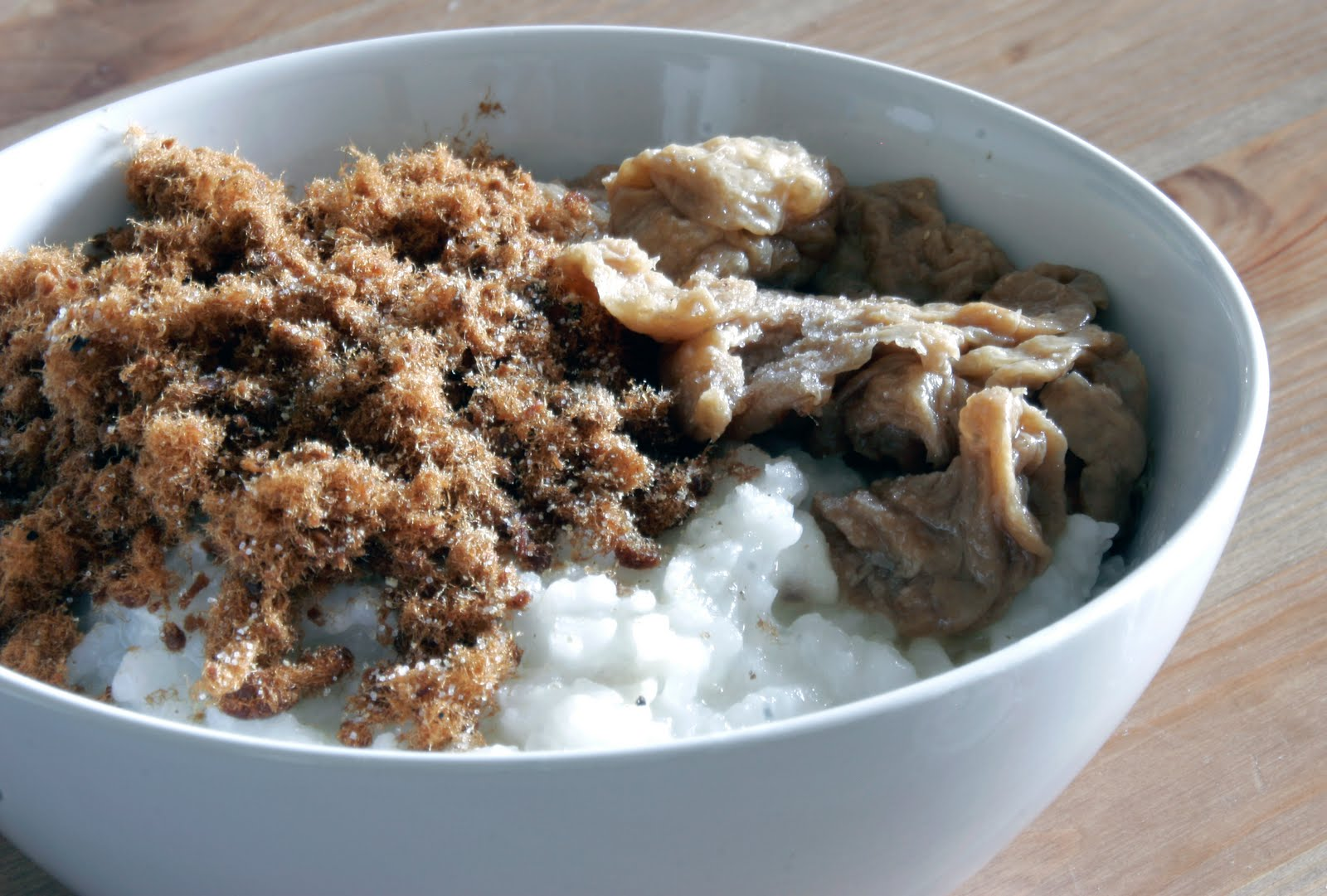 how to make good congee