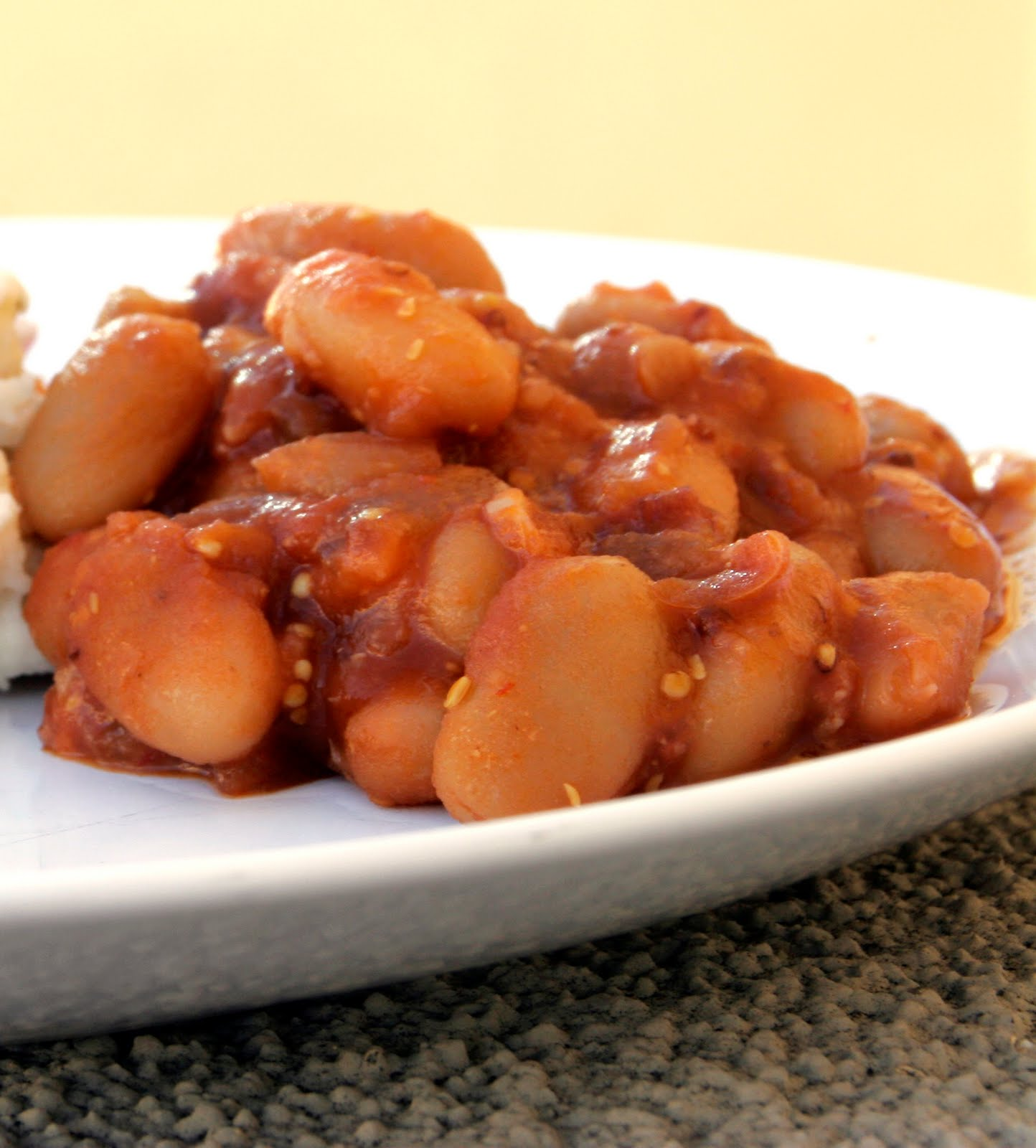 Dorky Cooking: Rootbeer Baked Beans