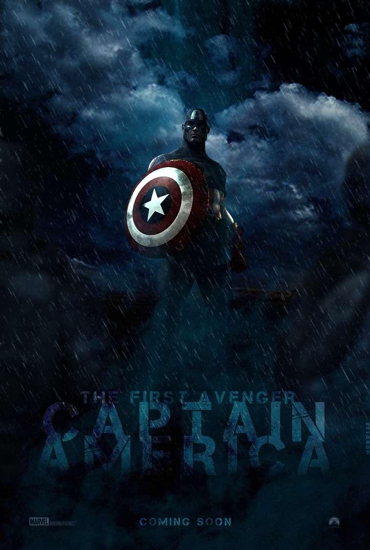 captain america avenger