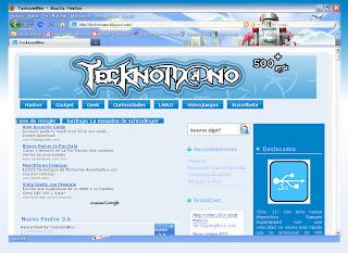 Nuevo Firefox 3.6