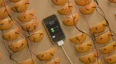 iPhone ecológico, o algo así
