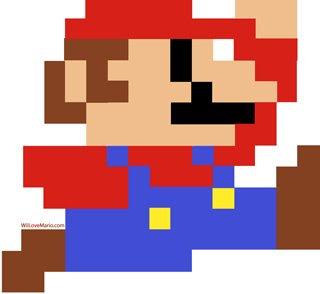 Bugs en Super Mario Bros