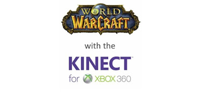 Word of Warcraft Y kinect