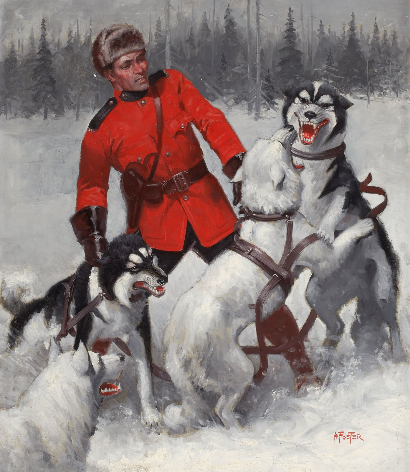 What THEY Dont Want You To Know Mounties Set To Invade
