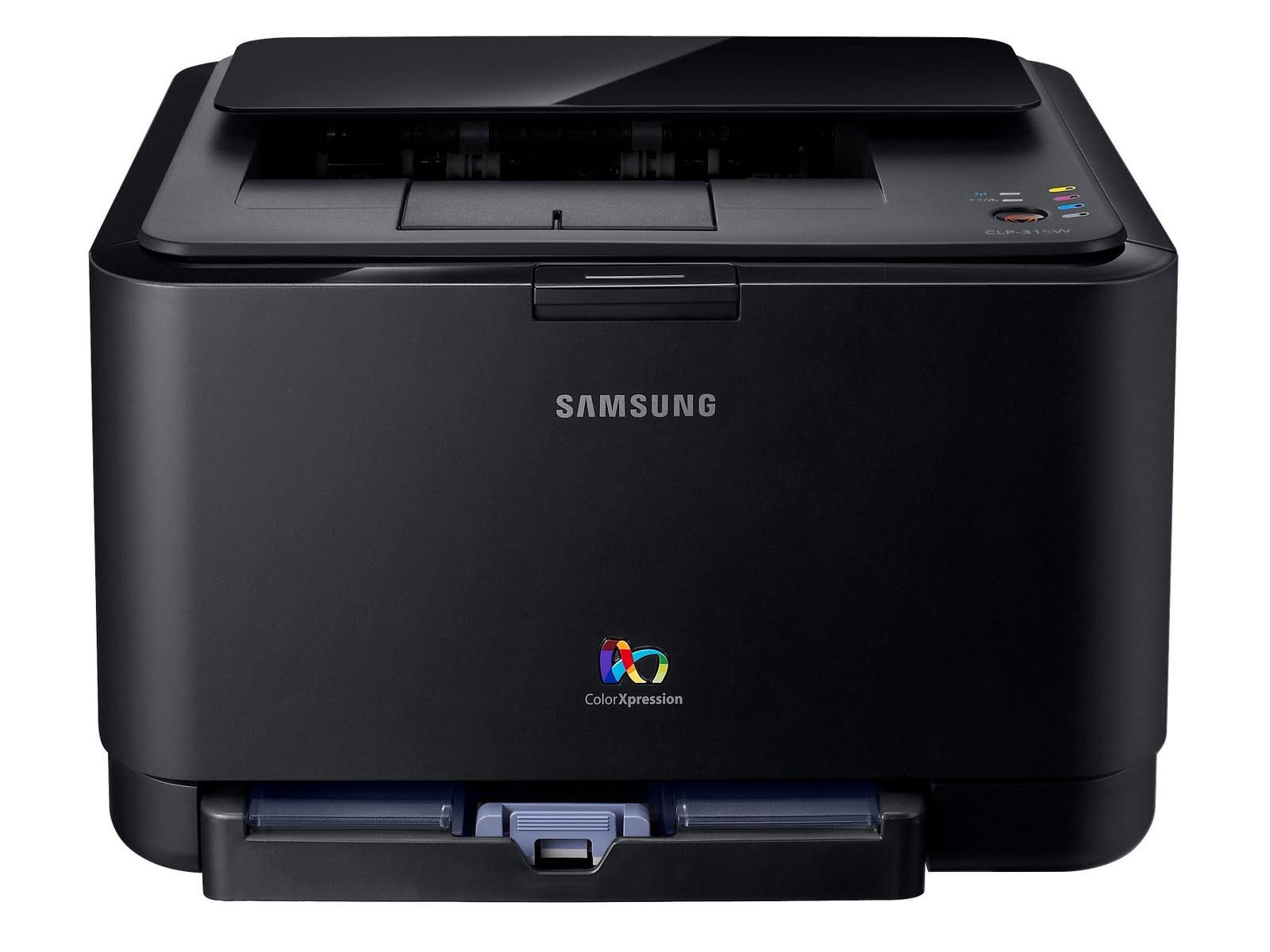expansi n empresarial la nueva impresora a color samsung clp 325w. Black Bedroom Furniture Sets. Home Design Ideas