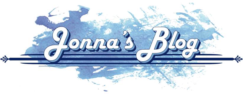 Jonna's Blog