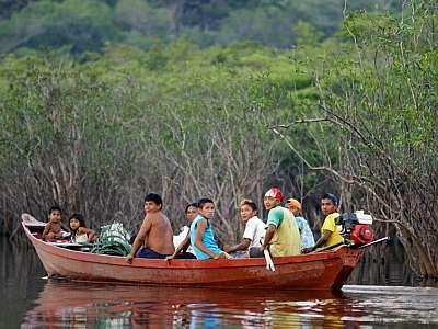 indios da amazônia