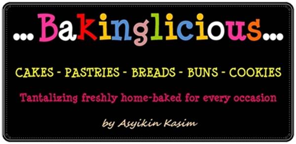 Bakinglicious - Delicious Home Bakery