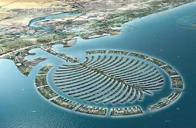 Palm Island – Dubai
