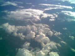 Quero voar por sobre as nuvens