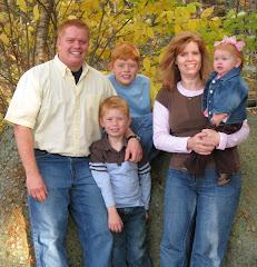 Bingham Family Fall 2007