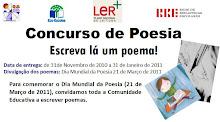 Entrega dos poemas de até 31/ Janeiro/ 2011