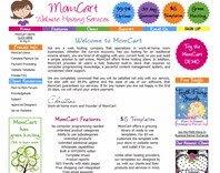 Visit www.momcart.com