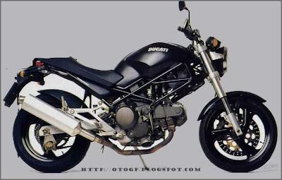 Ducati Monster 600 CC Sport Bike