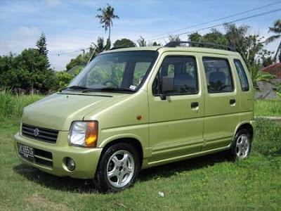 Toyota Rush Modified >> Suzuki Karimun Modification