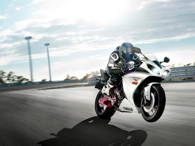 New Yamaha R1 2009