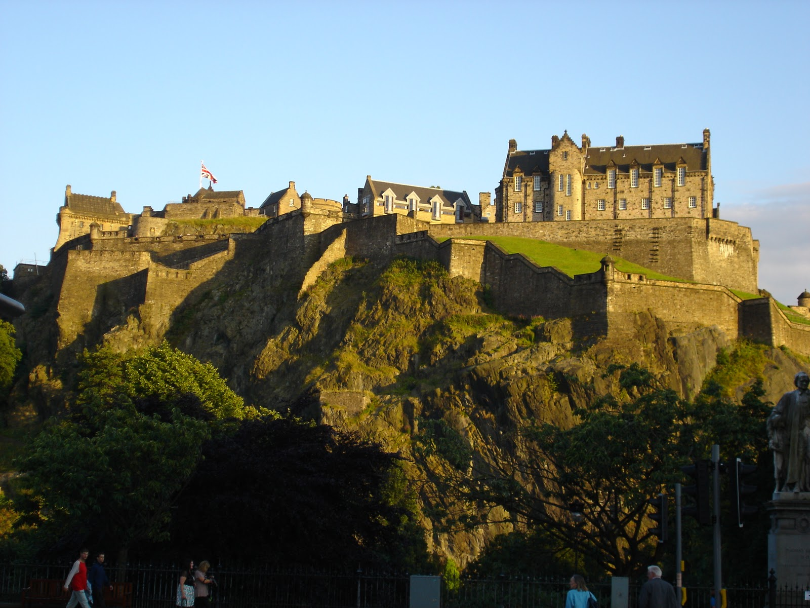 Edinburgh 39 S Most Famous Landmark Is The Edinburgh Castle Which Is The Venue For The Annual