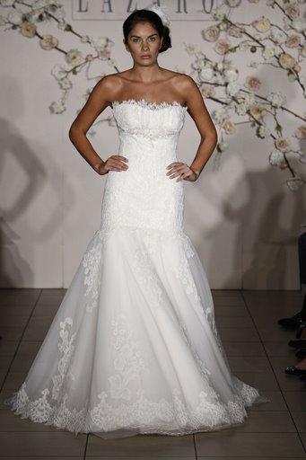 Lazaro Blush Wedding Dress 11 Inspirational Lazaro
