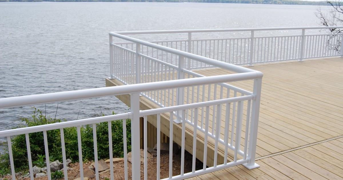 Ultra aluminum fencing gates and handrails a unique