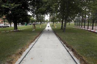 obras carril bici pronillo santander