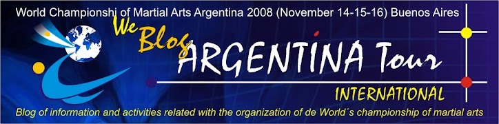 World Championship News - Argentina 2008