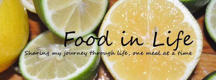 food in life