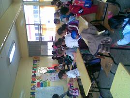 los niños de la escuela primaria miguel hidalgo y costilla