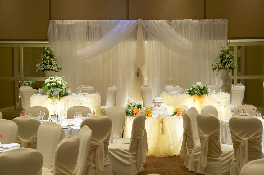 Interior And Exterior Design Wedding Party Decoraion Ideas