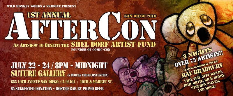 shel Dorf Aftercon